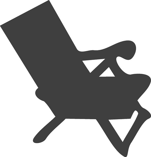 Liegestuhl, Komfort